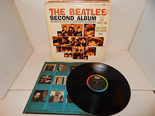 The Beatles' Second Album by Capitol Records