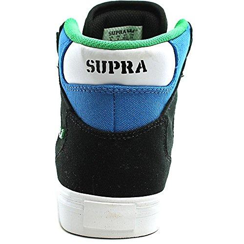 Supra Herren Skytop III Schuhe Schwarz / Royal White