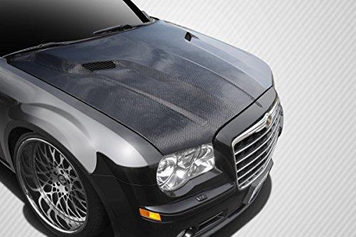 2005-2010 Chrysler 300 300C Carbon Creations Challenger Hood - 1 Piece
