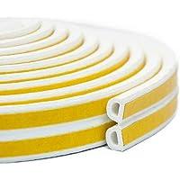 rongweiwang Binnen Weer Strippen Venster Seal Strip Deuren Windows Geluiddicht Weerstrip Gap Blocker D Type