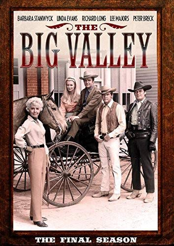 Used, The Big Valley: Season Four (Final Season) [Import] for sale  Delivered anywhere in Canada