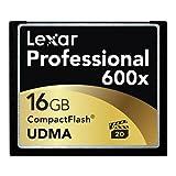Lexar 16 GB Flash Memory Card LCF16GCTBNA600