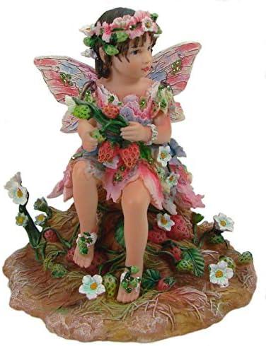クリサリスコレクション 木や草花の妖精 ストロベリー・フェアリー(Strawberry Patch Faerie)