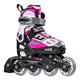 5th Element G2-100 Adjustable Girls Inline Skates Y12-1