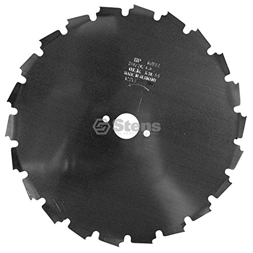 Stens 395-333 Steel Brushcutter Blade, 8'' x 22 Tooth by Stens (Image #1)