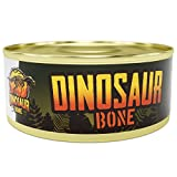 Dinosaur Bone GAG Can - Unique GAG gift and souvenir for Friends, Mom, Dad, Birthday Girl, Boy - Funny gift idea in a Tin, hilarious prank present 0.88 oz