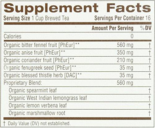 Traditional Medicinals, Mother's Milk, 16 ct