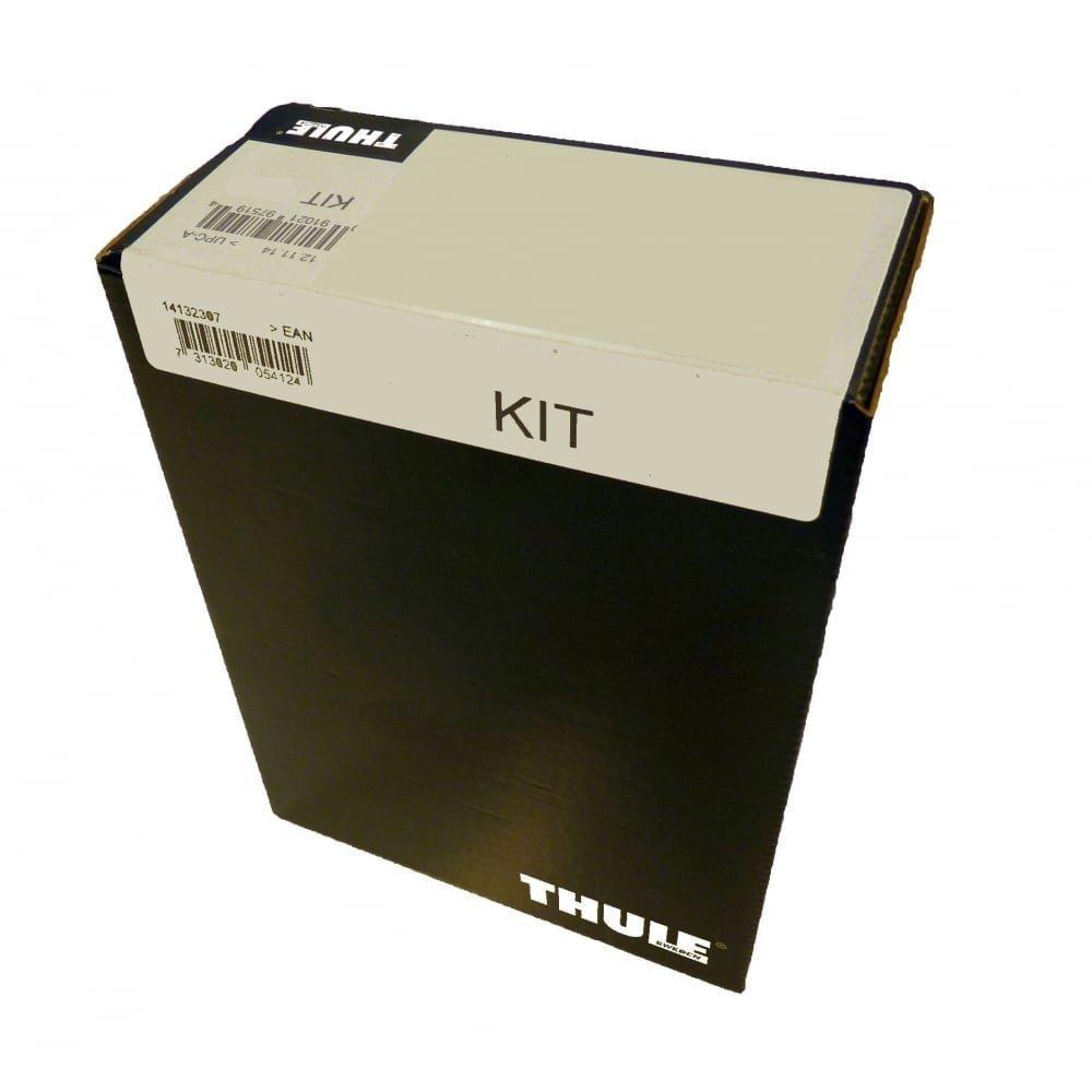 Thule 183173/Kit de Fixation Noir