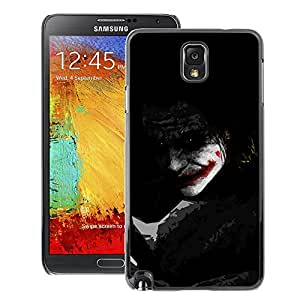 Snap-on Series Teléfono Carcasa Funda Case Caso para Samsung Note 3 N9000 , ( Joker Shadow )