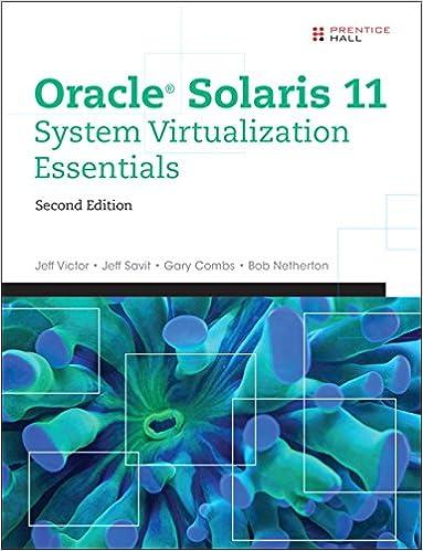 Oracle Solaris 11 System Virtualization Essentials: Amazon co uk