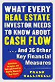 img - for What Every Real Estate Investor Needs to Know about Cash Flow... And 36 Other Key Financial Measures book / textbook / text book