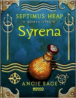 Book Syrena - Volume 5. Coleção Septimus Heap (Em Portuguese do Brasil)