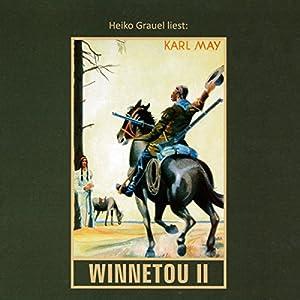 Winnetou II Hörbuch