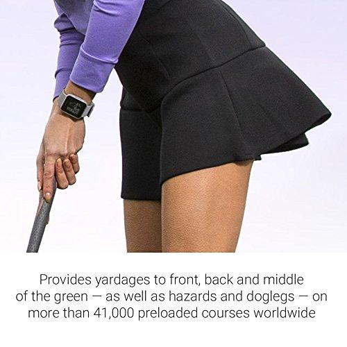 Garmin 010-02028-00 Approach S10, Lightweight GPS Golf Watch, Black