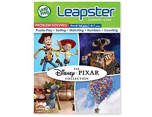 LeapFrog Leapster 2 Disney Pixar Freunde (englische Freunde)