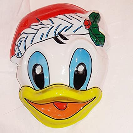 donald duck cartoon face mask amazon in toys games