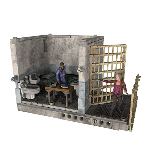 McFarlane Toys Construction Sets- The Walking Dead TV Upper