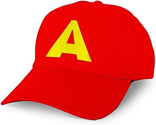 Allover Felpa Bambino Cappuccio e Tasca Colore Rosso con Stampa A Grande Tipo Alvin Cappellino in Omaggio