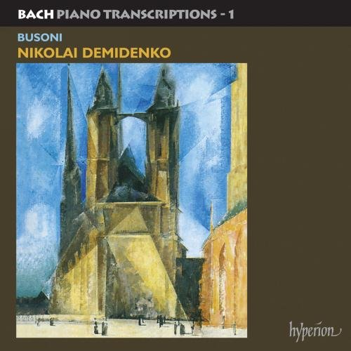 Bach / Busoni: Piano Transcriptions by HYPERION.