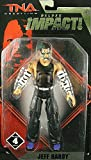 JEFF HARDY - DELUXE IMPACT 4 TNA KNOCKOUTS JAKKS TOY WRESTLING ACTION FIGURE