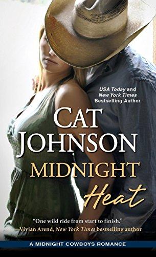 Midnight Heat (Midnight Cowboys)