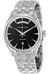 Hamilton Jazzmaster Black Dial Stainless Steel Automatic Men's Watch H42565131