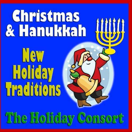 Christmas & Hanukkah New Holiday Traditions]()