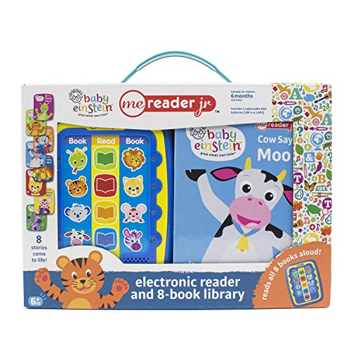 - Baby Einstein Me Reader Jr 8-Book Library - PI Kids