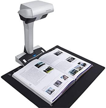 Portable A3 Document Scanner Adjustable High Speed USB Book Image Camera US