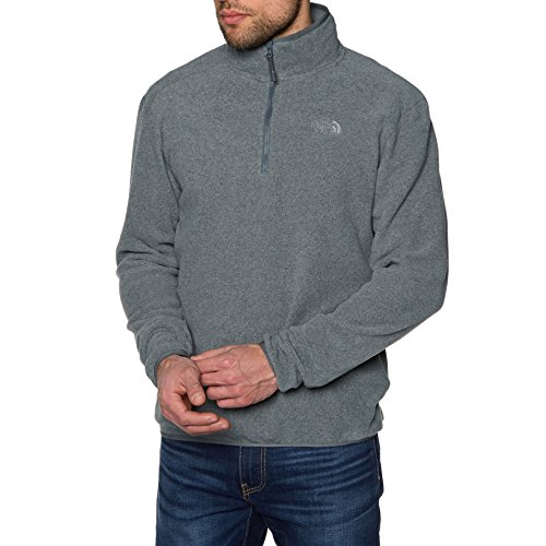 The Face grigio North Glacier Gris Homme 100 Men's Pullover g7ZwWfqg4