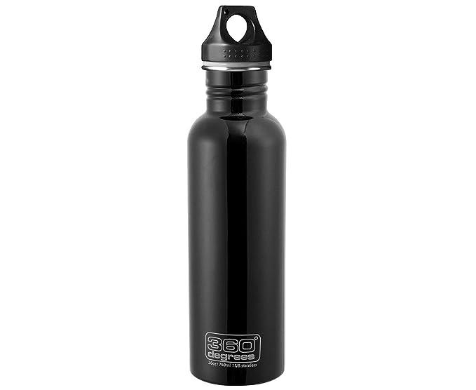 360 Degrees Trinkflasche Stainless Steel Drink Bottle 750ml