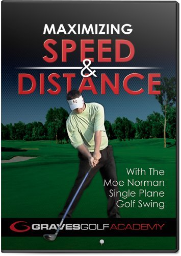 Maximizing Speed & Distance with the Moe Norman Single Plane Golf Swing