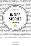 2nd Edition, Inside Stories, Burgess, Matthew, 0992421152