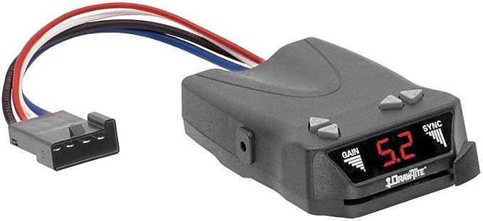 Amazon Com Draw Tite 5504 Activator Iv Electronic Brake Control Automotive
