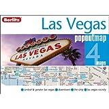 Las Vegas Berlitz PopOut Map (Berlitz PopOut Maps)