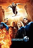 DVD : Fantastic Four: Rise of the Silver Surfer