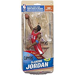 McFarlane Toys NBA Series 29 DeAndre Jordan Los Angeles Clippers Collectible Action Figure