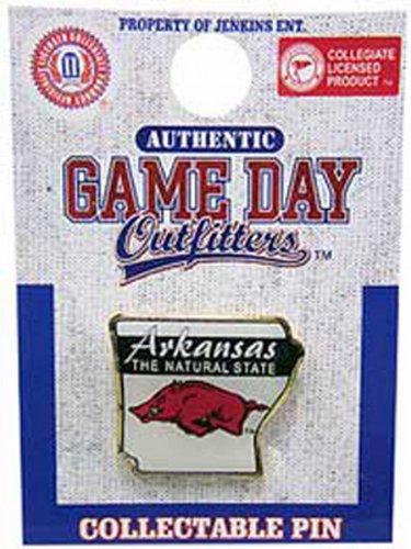 NCAA Arkansas Razorbacks Lapel Pin