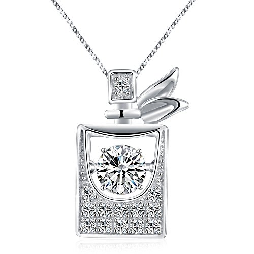 "Sable ""Scent of Paris"" Pendant Necklace, Best Idea Gifts for Girls & Women"