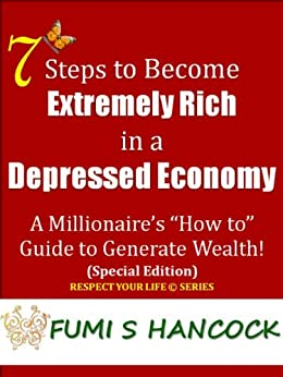 how to become rich step by step