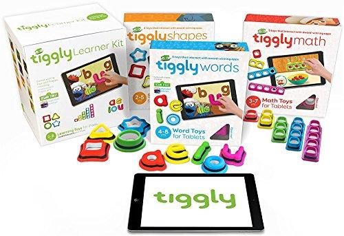 Language Italian Alphabet (Tiggly Learner Kit Toy)