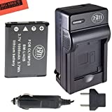 LI-42B Battery And Battery Charger for Olympus Stylus 1040 1050w 1060 1070 1200 7000 7010 7020 7030 7040 Tough 3000 TG-310 TG-320 VR310 VR320 VR330 Digital Camera + More!!