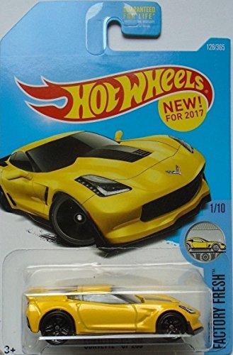 2017 Hot Wheels Factory Fresh 1/10 - Cor - Corvette Z06 Wheels Shopping Results
