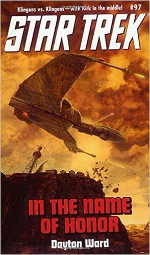 Téléchargeur gratuit de google ebooks In the Name of Honor (Star Trek) by Dayton Ward (4-Feb-2002) Mass Market Paperback PDF MOBI