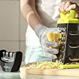 2-in-1 Kitchen Knife Accessories: 3-Stage Knife