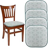 DreamHome (Set Of 4) Nonslip Chair Pads For Office...