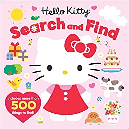 Buy Hello Kitty Search and Find Book Online at Low Prices in