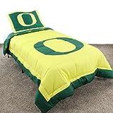 College Covers Oregon Ducks Reversible Comforter Set - Twin