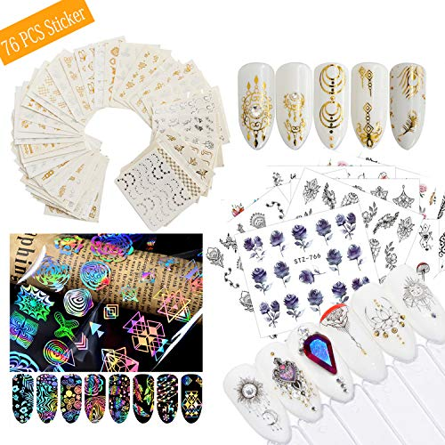 Stickers Transfer Metallic Butterfly Decorations product image