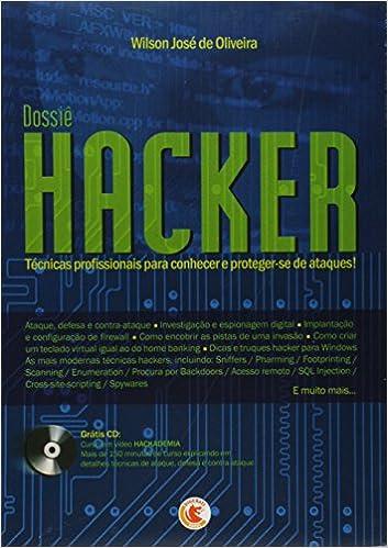 Dossiê Hacker (Em Portuguese do Brasil): Wilson Jose De Oliveira: 9788577020621: Amazon.com: Books